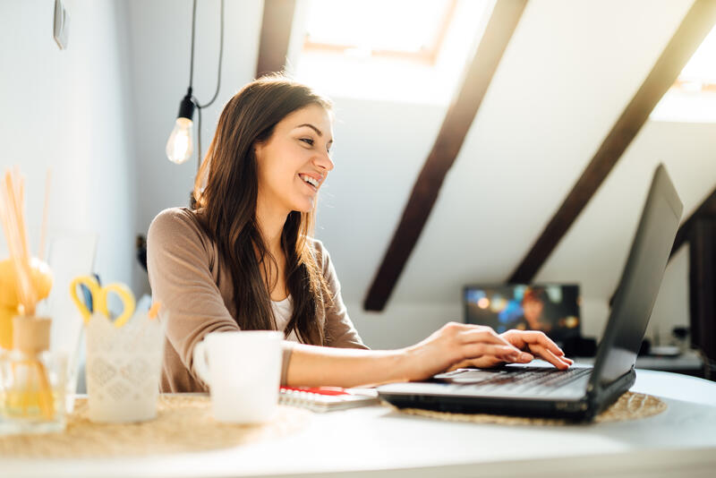 bigstock-Business-Woman-Working-From-Ho-358804015